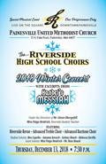 Riverside High School Choir Concert