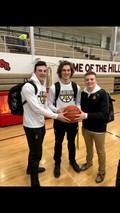 Vote for Andrew Keller as High School Athlete of the Week
