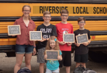 We Are Riverside Back to School Photo Video