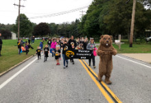 Homecoming Parade and Community Pep Rally