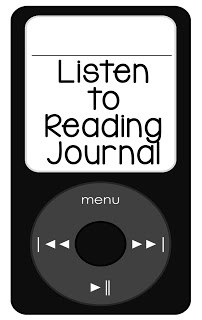 Image for: Listen to Reading Journal