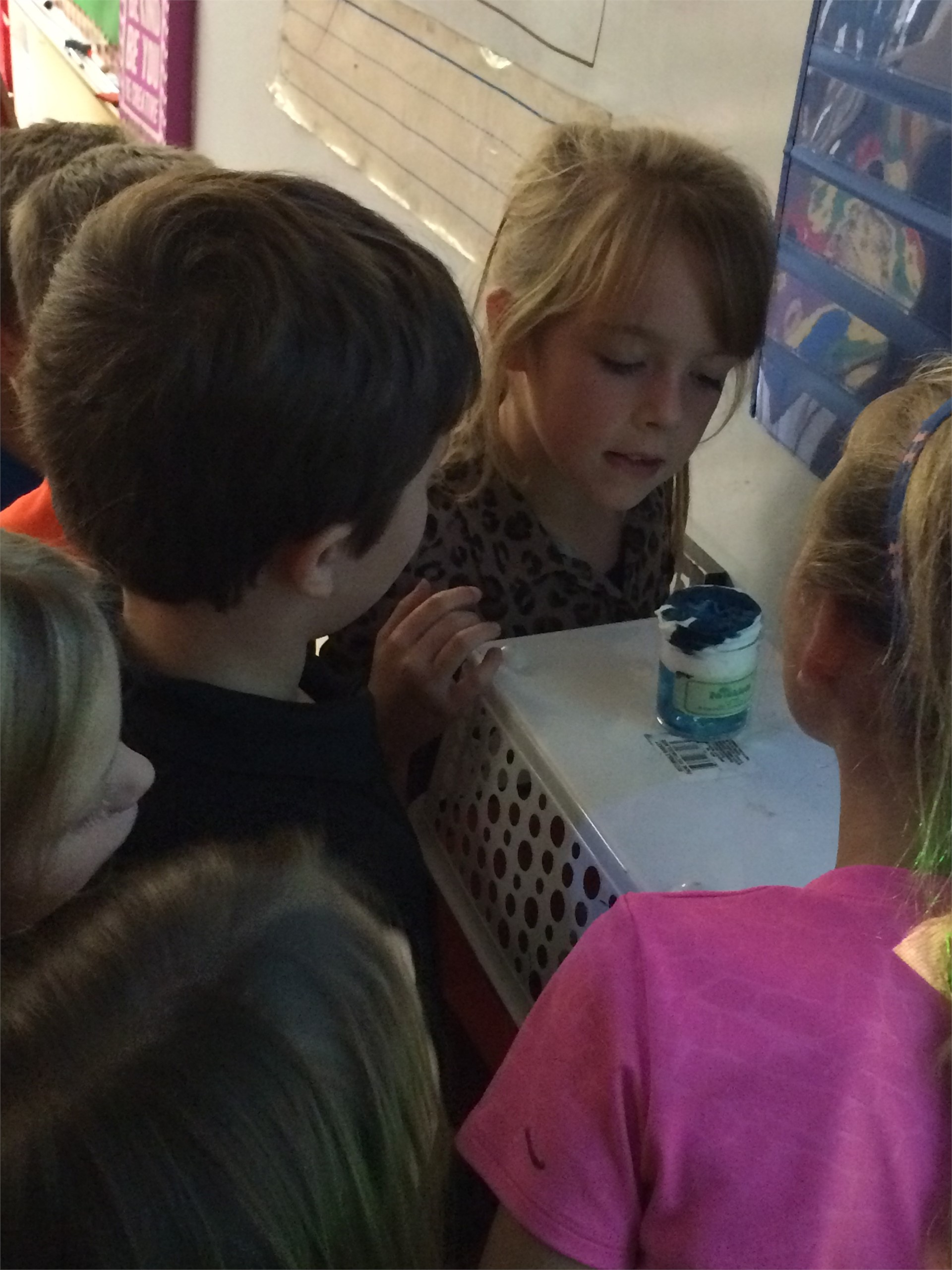 Exploring science through the physical properties of water!