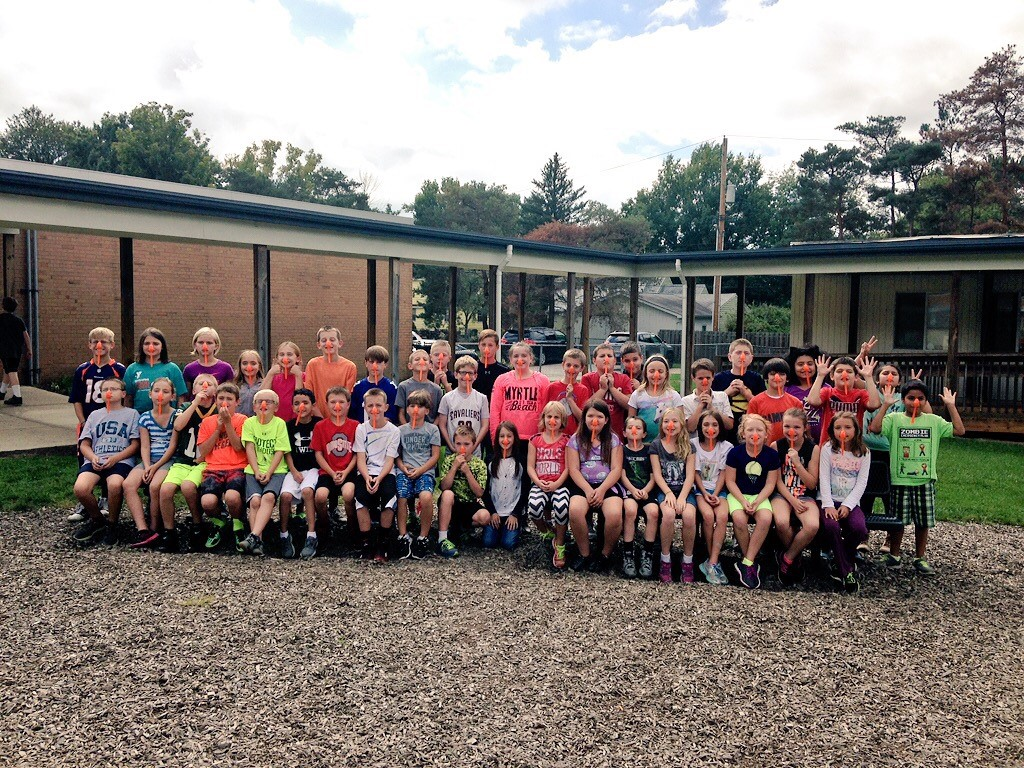 Year of Caring - Spoontember! 4th Grade