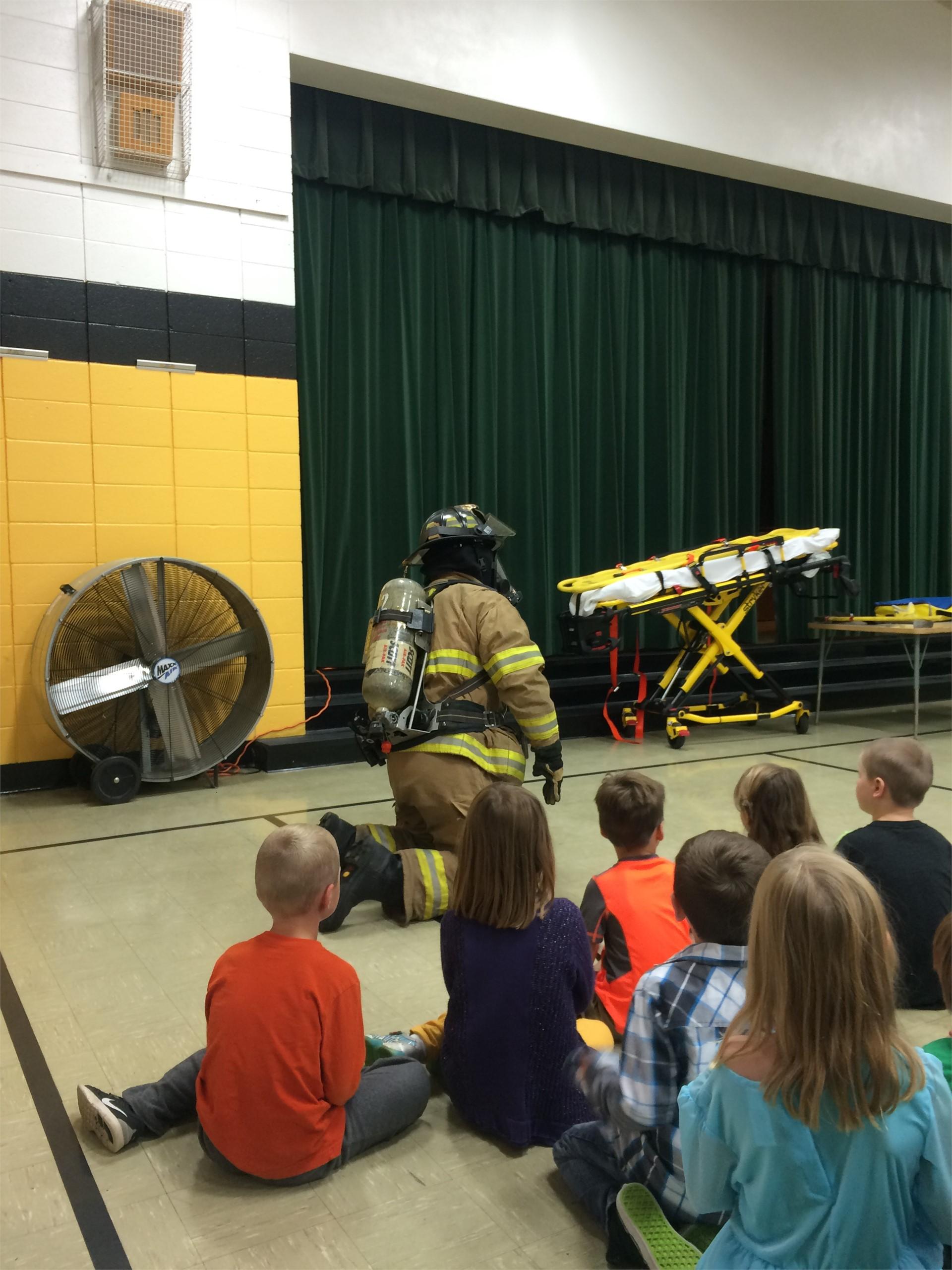 Fire Safety Assembly