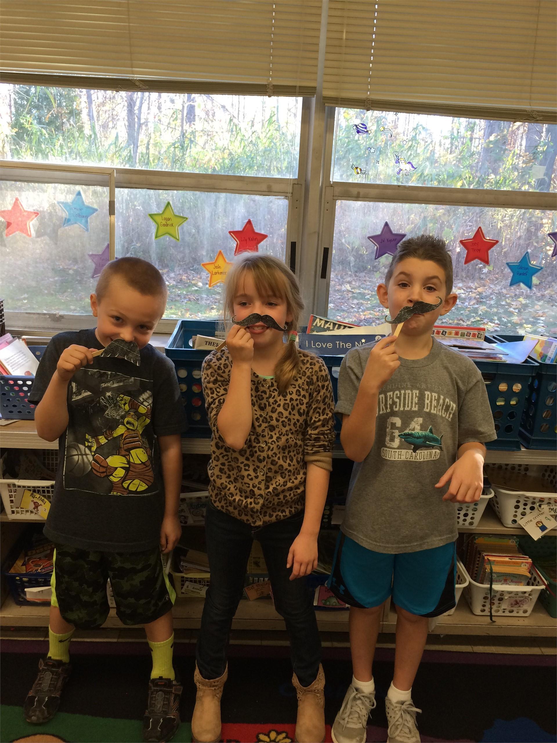 Movember Members!