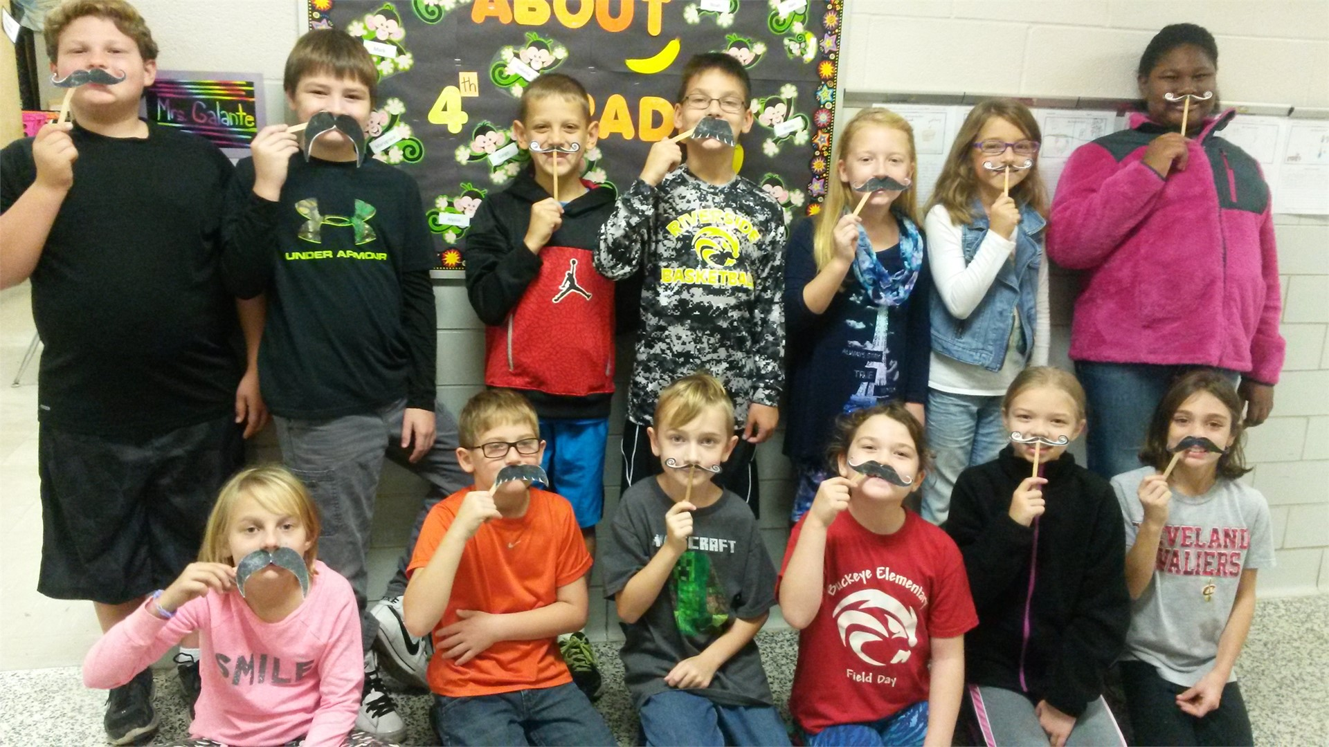 Buckeye Year of Caring - Movember!
