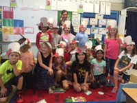 Johnny Appleseed Day!