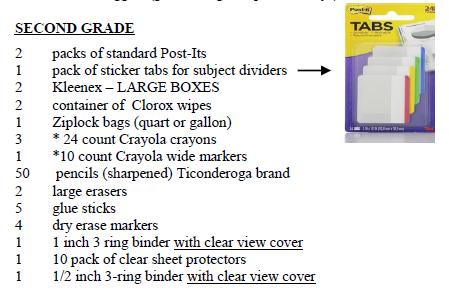 16-17 supplies