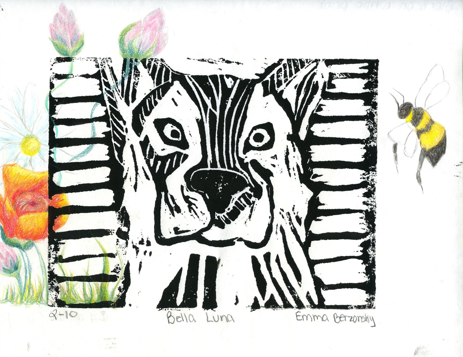 Emma Berzonsky Grade 9