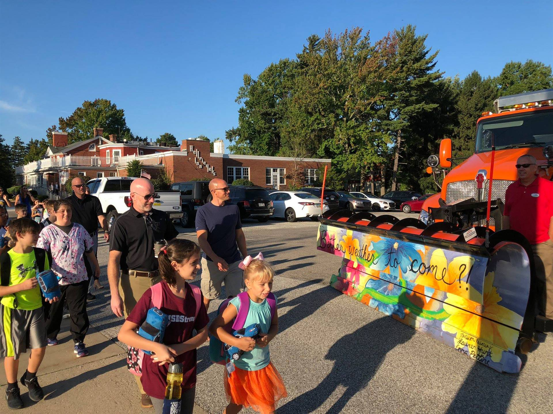 Walk to School 2018