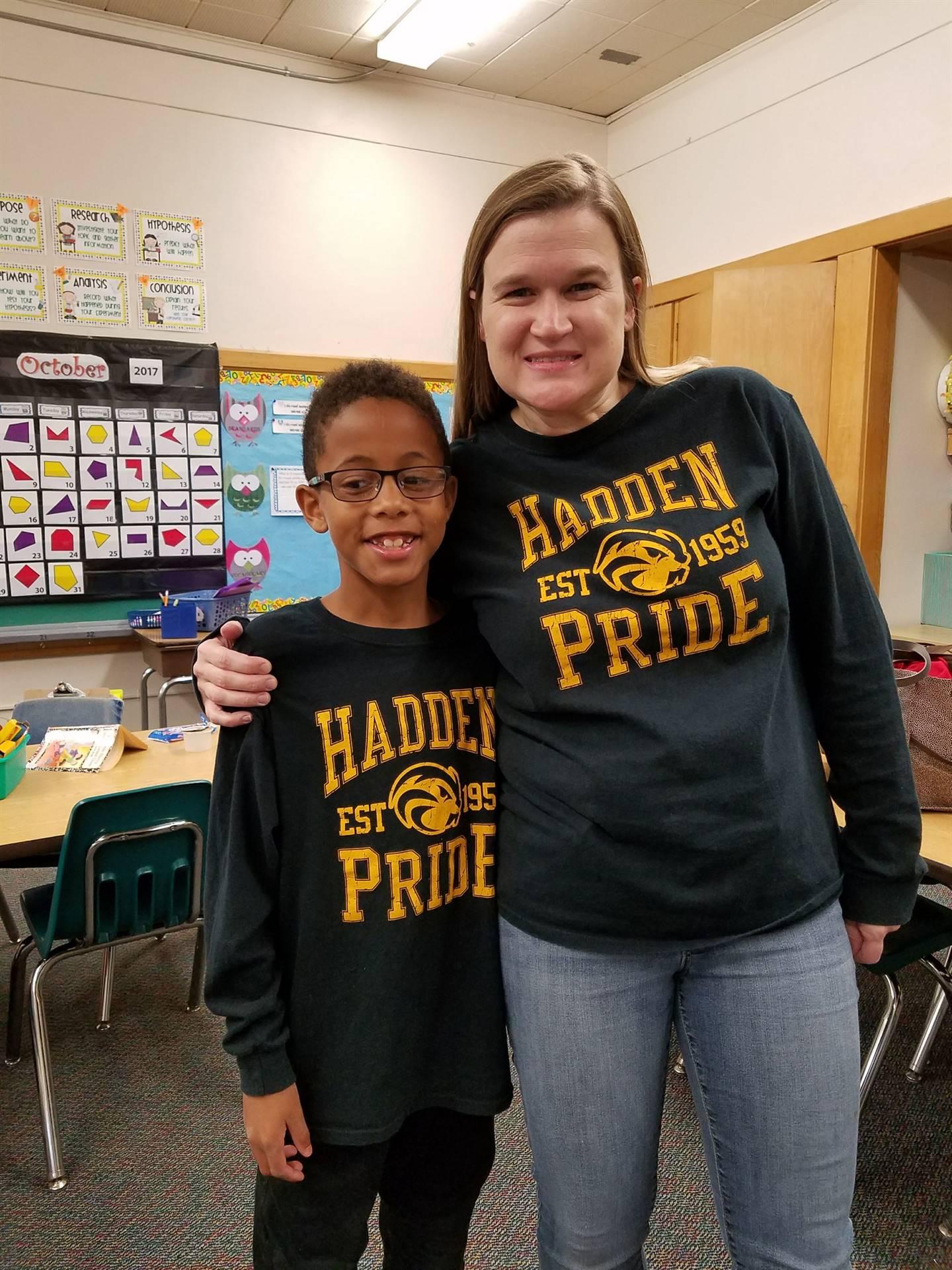Hadden Pride