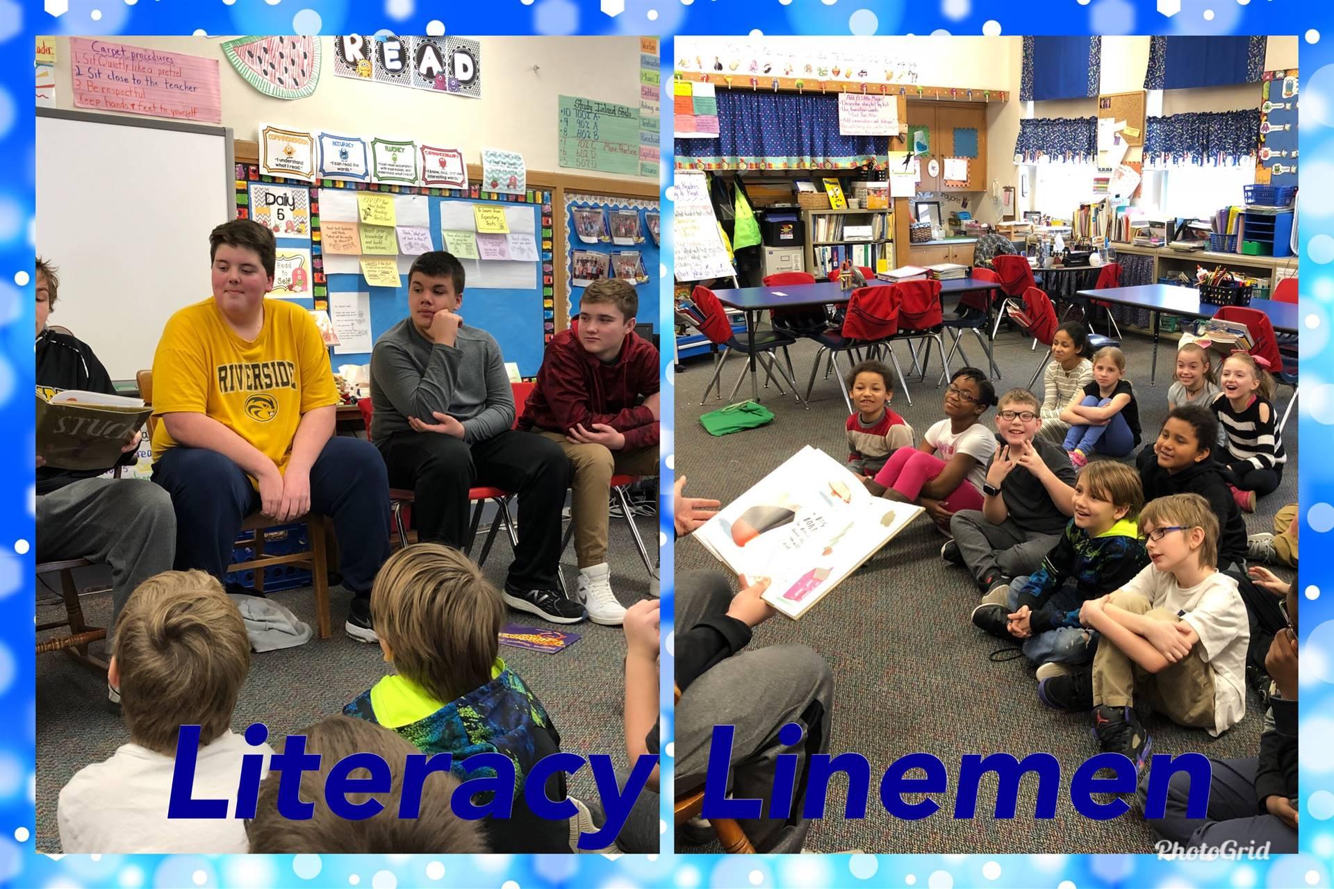 Literacy linemen 3