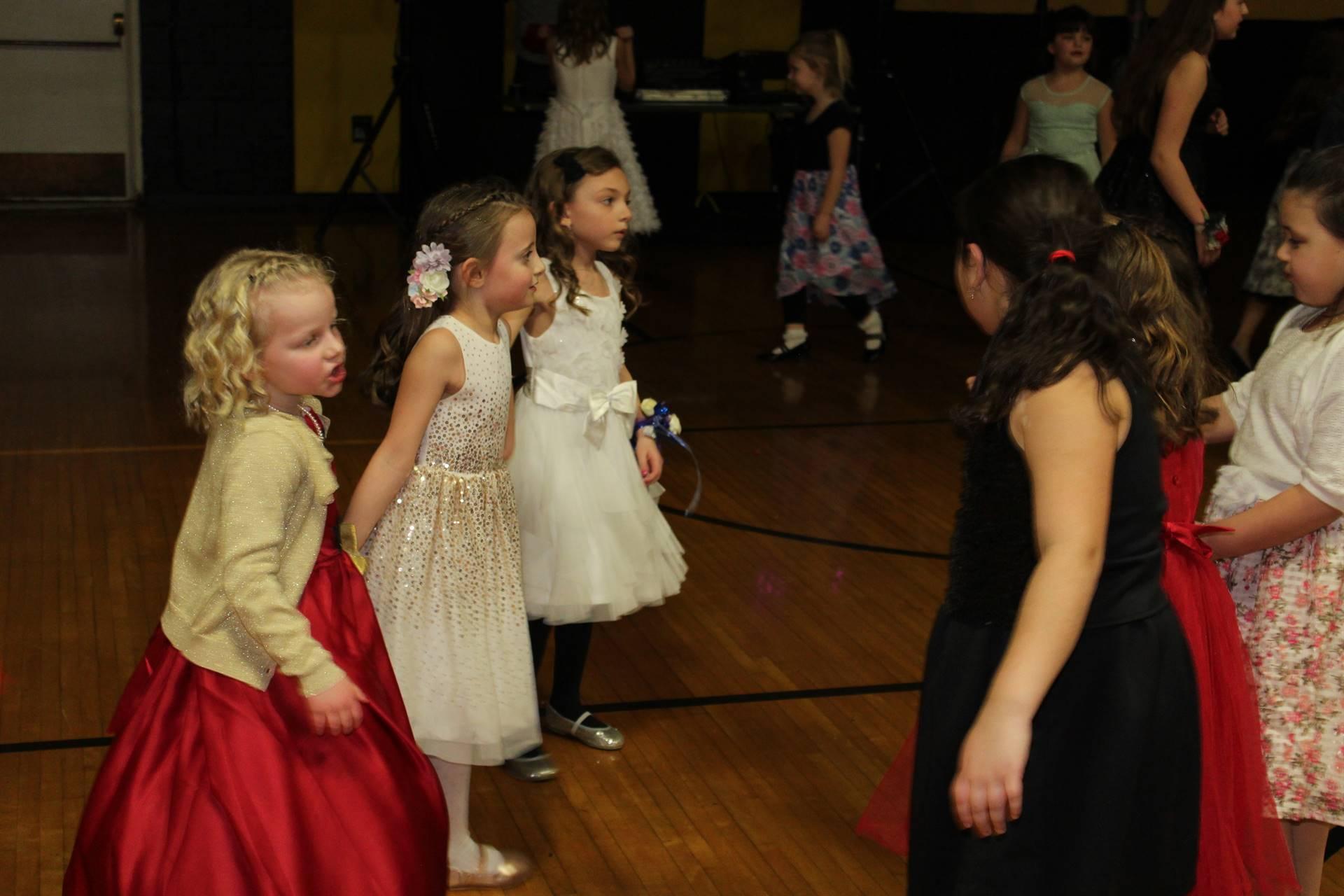 Dance Standoff