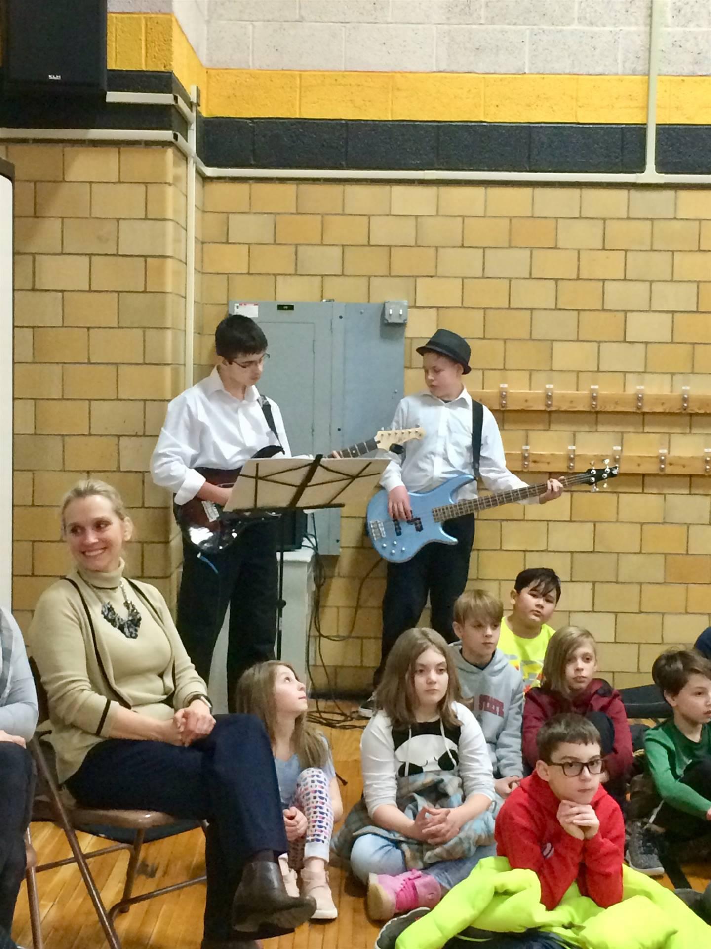 Lamuth band & choir