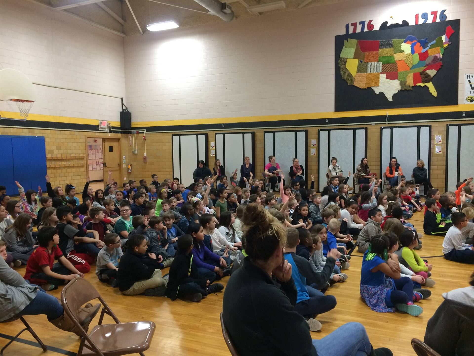 whale of a tale assembly