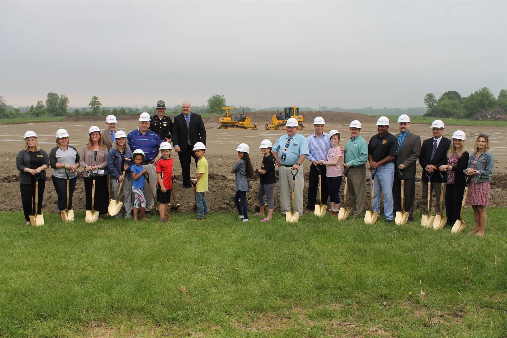Madison Avenue Site Groundbreaking