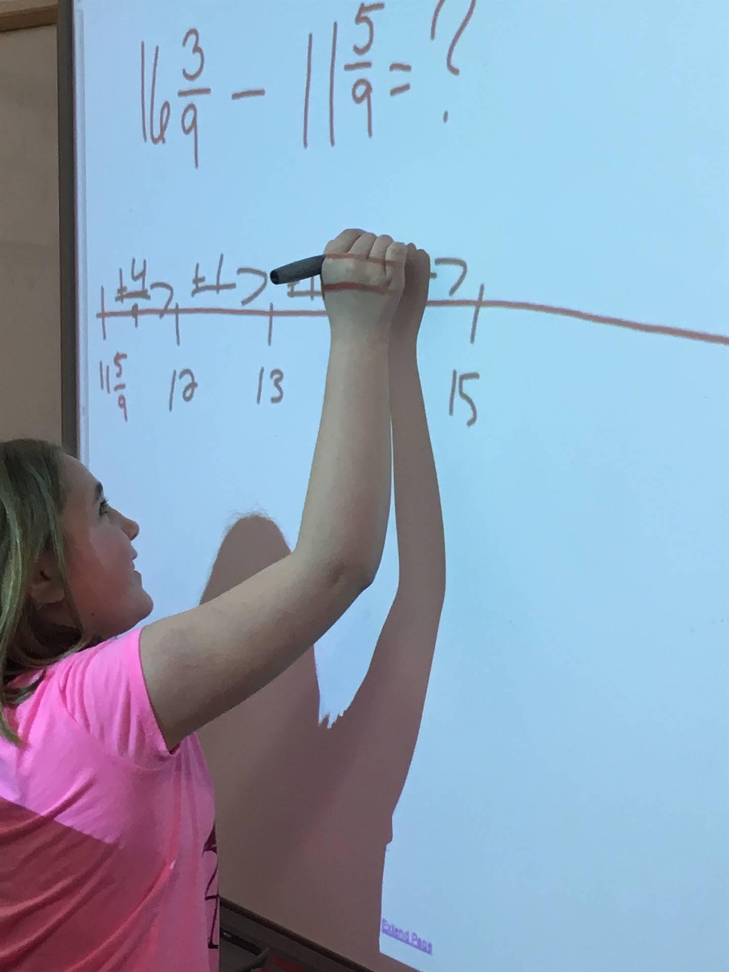Students Teaching