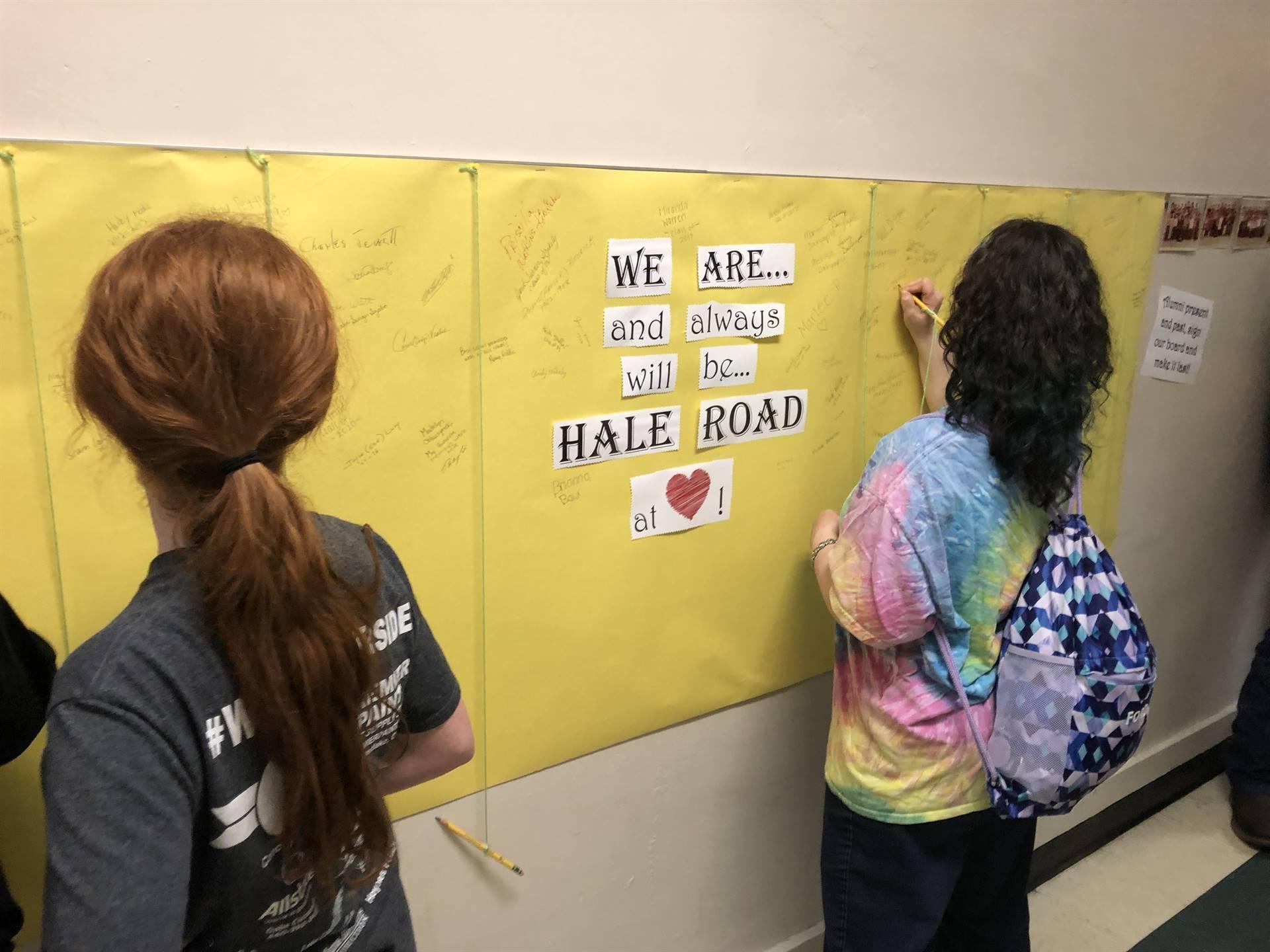 Hale Road