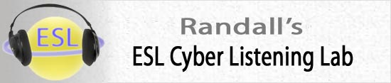 Randall's ESL Cyber Listening Lab link image