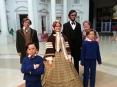 Ms. Starr and the Lincolns